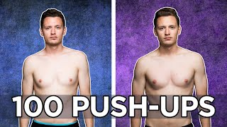 We Did 100 Push-Ups Every Day For 30 Days