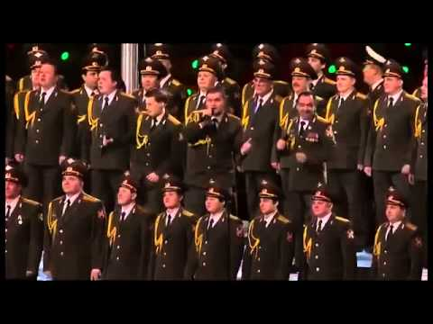 Russian Police Choir Covers Daft Punk s  Get Lucky
