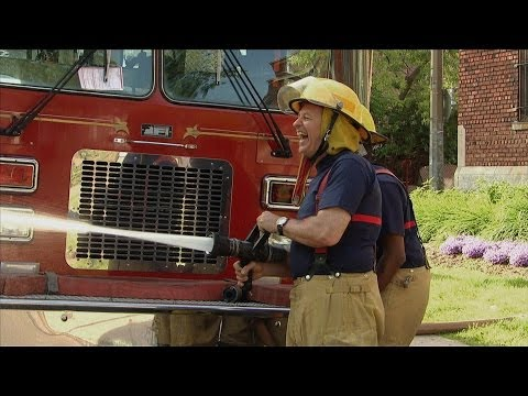 Police Officer VS Firefighter - Throwback Thursday