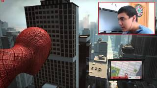 2.Kısım - The Amazing Spiderman - Daily Bugle?