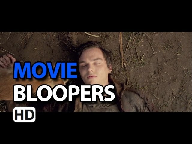 Jack the Giant Slayer (2013) Bloopers Outtakes Gag Reel