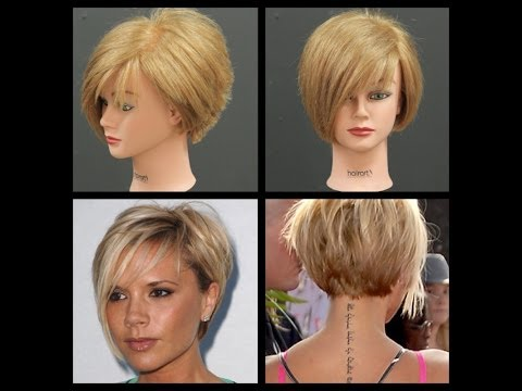 Victoria Beckham Inspired Haircut Tutorial | The Salon Guy