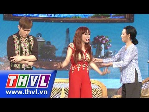 THVL | Danh hài đất Việt - Tập 36: Tình không ranh giới - Thu Trang, Hiếu Hiền, Ốc Thanh Vân...