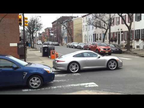 Super Car Porsche 911 991 Accelerating 20140322 135011