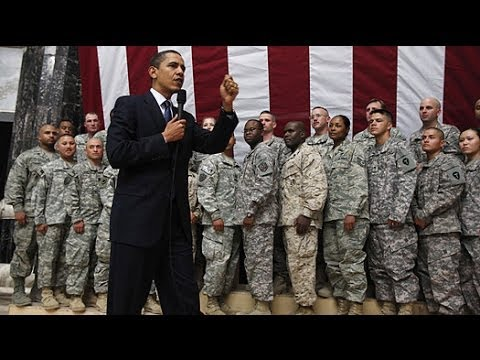 Obama Sends 300 More Troops To Iraq