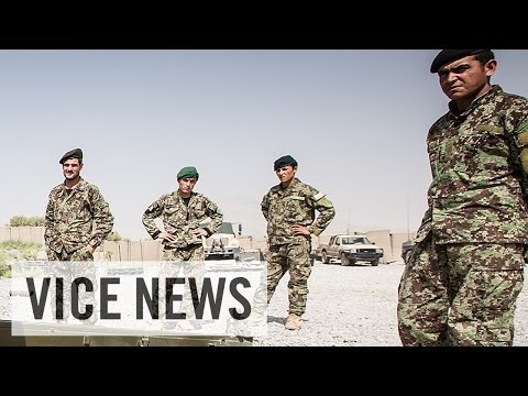 Inside the Afghan National Army (Full Length)