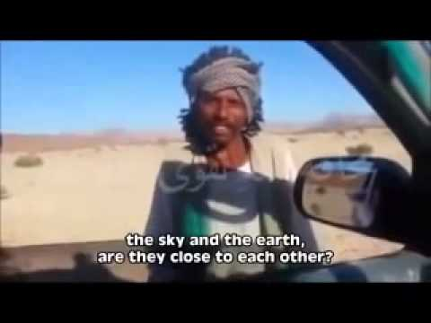 A Group of Men Test the Trust of a Sheep Herder in the Desert