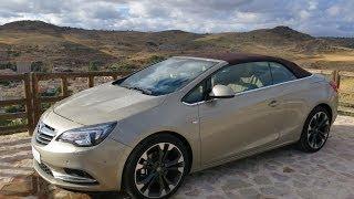Prueba Opel Cabrio