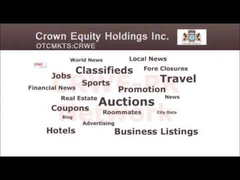 Crown Equity Holdings CRWE-PR Network Reaches Milestone of 400 U.S. Co