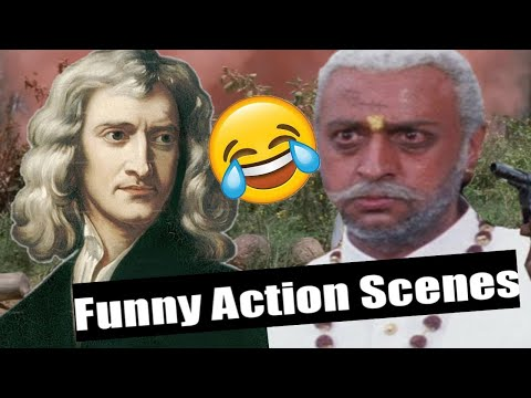 Funny Bollywood Action Scenes | Funny Video 😂 | Est Entertainment