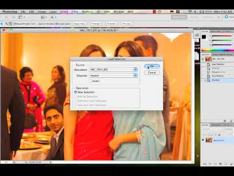 Removing Objects and People Using Content-Aware Fill In Photoshop CS5