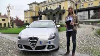 Primo Contatto AlfaRomeo Giulietta