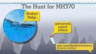The Deep Ocean Floor Where MH370 Could Be Hiding