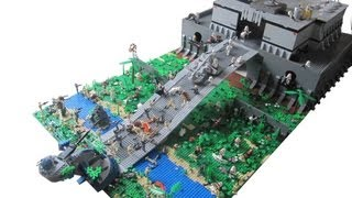 LEGO Star Wars The Clone Wars Clone Base On Kashyyyk (2.0