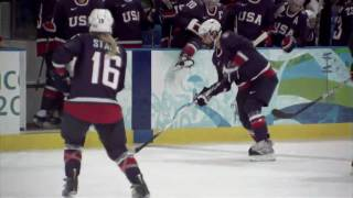 USA Vs China Women's Ice Hockey Complete Event