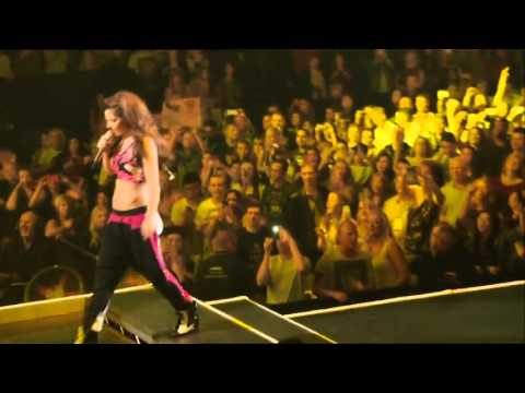 Cheryl Cole - Screw You (A Million Lights Tour 2012)
