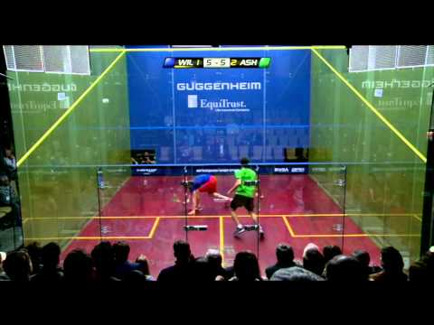 Squash: Shots of the Month - March