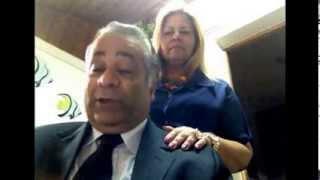 Pr. Zaqueu Medeiros&Pra. Marlene Mdeiros. Ministerio de Casais Amovc