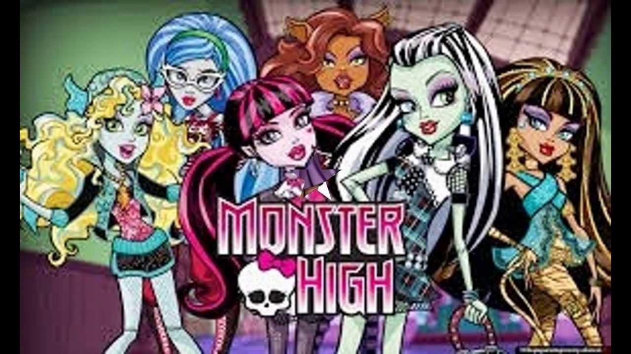 Imagenes de monster high 1er video youtube - Monster high youtube ...