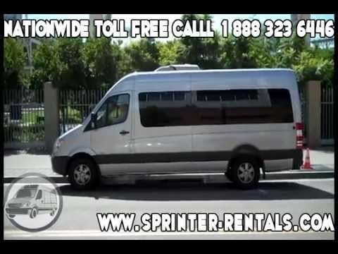Sprinter rentals usa nationwide mercedes vans youtube for Mercedes benz sprinter rental nyc