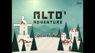 Alto's Adventure Gameplay - Using Paz for the first time