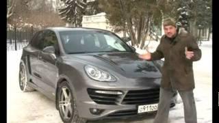 ??????: Toyota Highlander, Porsche Cayenne Vantage GTR2 videos