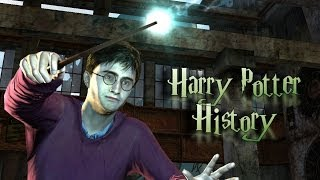 Harry Potter Game HISTORY: 2001-2011
