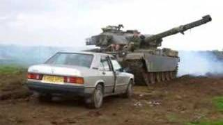Tanks Alot Northampton, Crush a Car Tank Driving Days view on rutube.ru tube online.