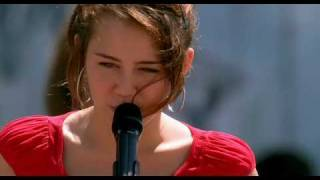 Hannah Montana The Movie The Climb Scena Dal Film