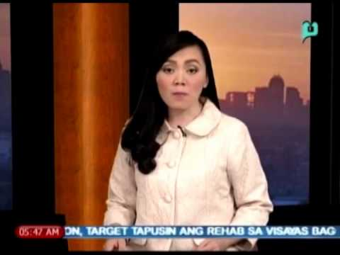 [Balitaan] Kasunduan, layong mapalinaw ng maritime boundaries ng Indonesia at Pilipinas [05|20|14]