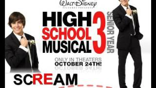 Scream Nueva Cancion De HSM3- Zac Efron