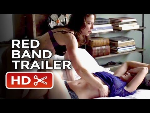 Concussion Official Red Band Trailer #1 (2013) - Maggie Siff Lesbian Movie HD