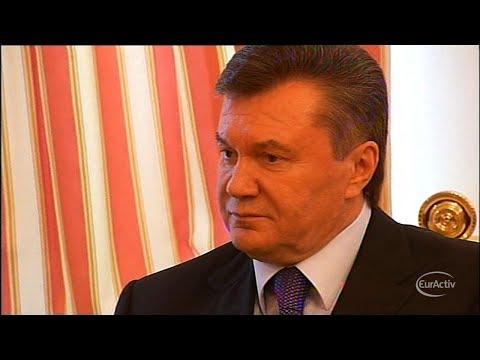 EU suspends talks with Ukraine over Association Agreement