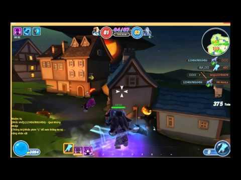 Avatar Star Chế Độ Zombie Map Mới :D