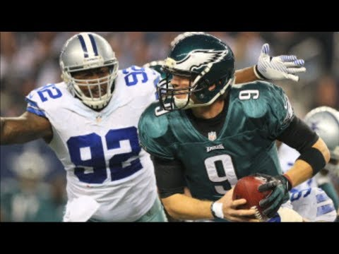 Dallas Cowboys vs Philadelphia Eagles 2013‪ ‪| Jerry Jones PISSED