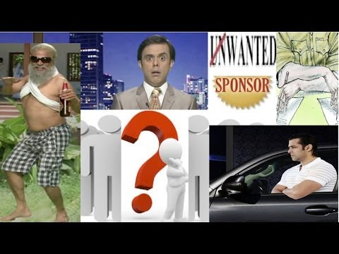 Unwanted Ads Sponsors & Messages : Episode 358 - Comedy Show Jay Hind!