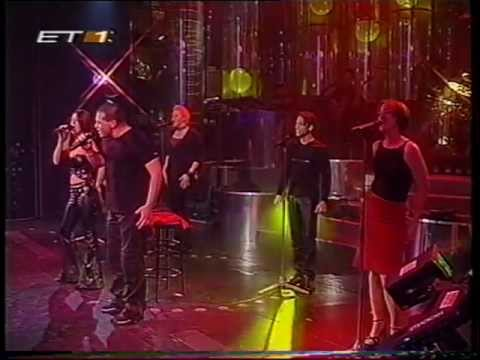Antique - Die for You (RESULTS, REPRISE) - GRE Ellinikos Telikos 2001