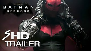 The Batman: Under the Red Hood (2019) Concept Movie Trailer (Fan Made)