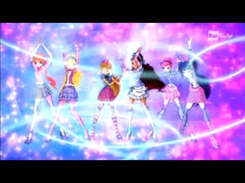 Winx Club Season 6 Episode 22  Music Cafe: Rumpelstilskin  Italiano