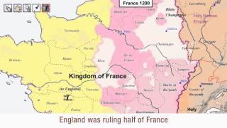 Europe Custom History Maps