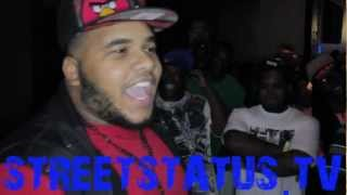STREETSTATUS.TV PRESENTS: 501 BLUE VS NICK G