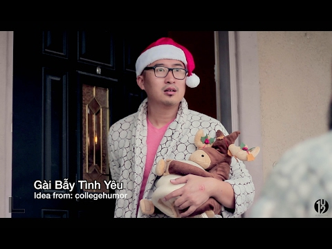 Gài Bẩy Tình Yêu - 102 Productions (Hài Tục Tĩu +18 tuổi) Phong Le, Tuấn Quỳnh, Vu,  Mindy Huỳnh