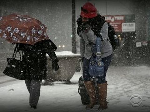 Nasty winter storm slams Midwest, heads east