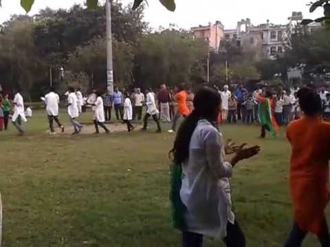 Aam Aadmi Party [Street play clip]