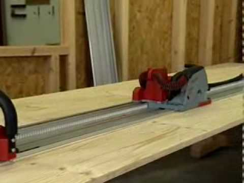 Mafell  Automatic Panel Saw with Pre-Scoring PSS3100 SE