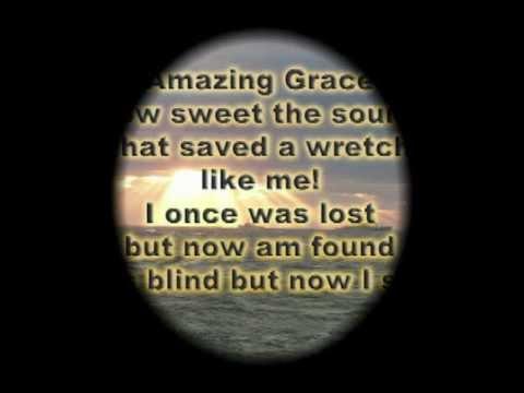 Free Karaoke Amazing Grace Download - Traditional ...