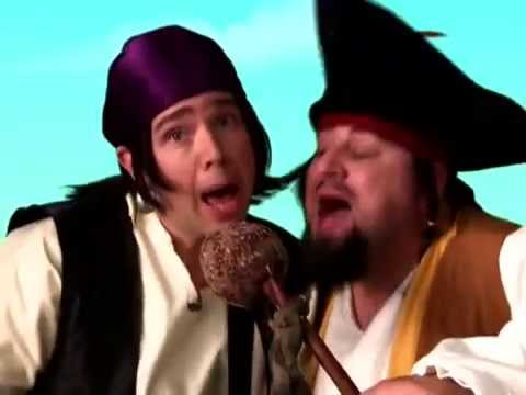 Castaway Island - Pirate Band Music Video - Jake and the Never Land Pirates - Disney Junior