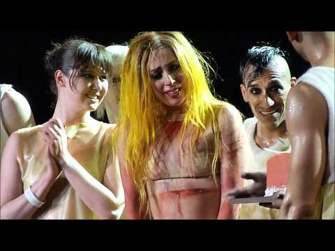 Lady Gaga 25 celebrated at Staples Center - Los Angeles 3/28/11