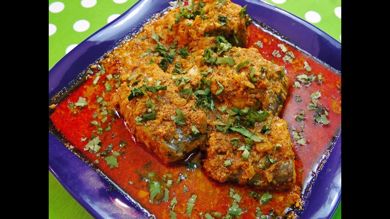 Fish curry how to get rid of fishy smell youtube for How to remove fish smell