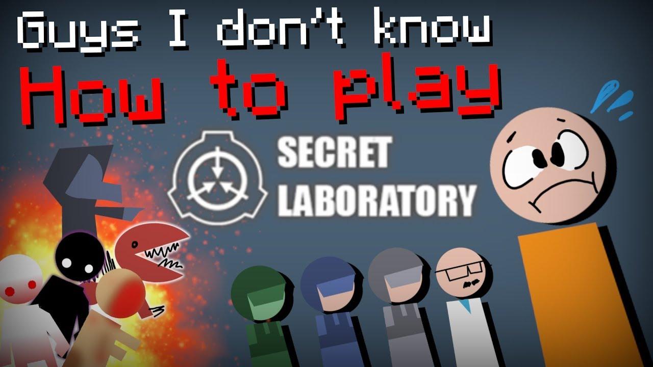 скачать scp secret laboratory через торрент